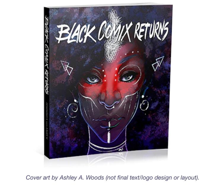 Black Comix Returns -- Source: Kickstarter